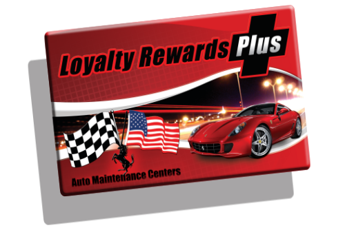 Loyalty Rewards Plus Program